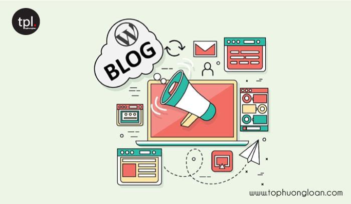 Các tạo blog cá nhân