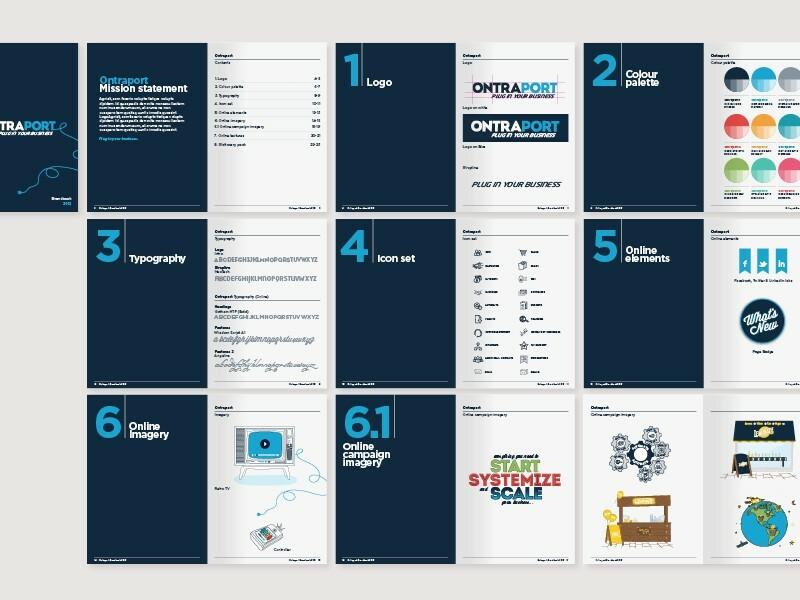 Cấu trúc cơ bản của một bộ Guideline