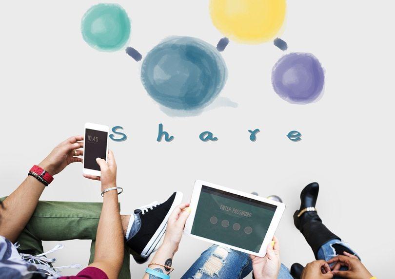 Nội dung tạo cảm hứng và chia sẻ
