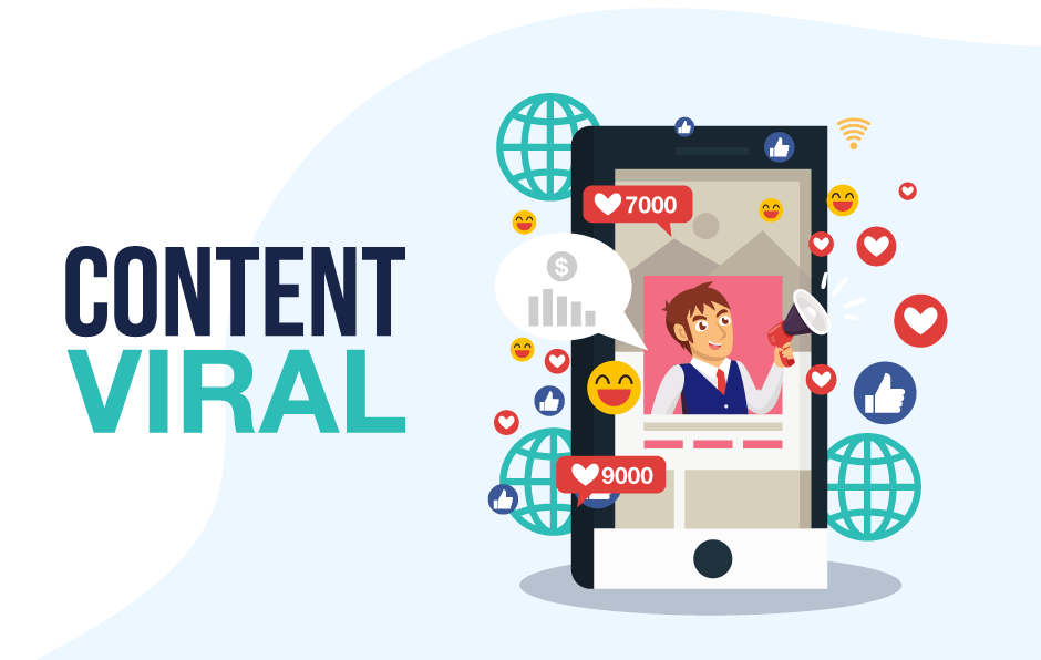 Một trong những cách viết bài chuẩn SEO là tạo viral content hữu ích