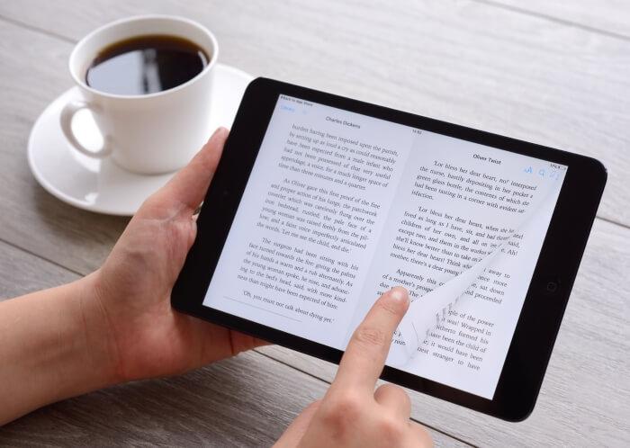 Ebook chính là một loại Content Marketing thu hút