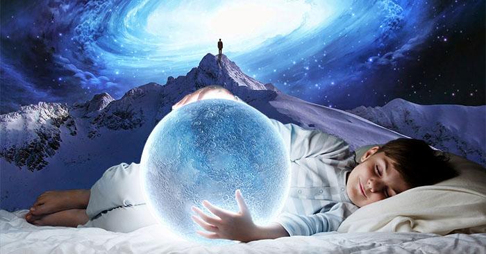 Giấc mơ là nơi ẩn thân của vô thức