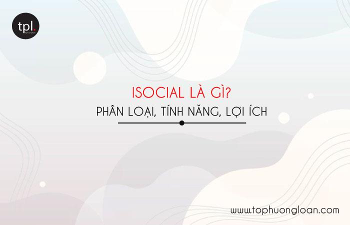 iSocial là gì?