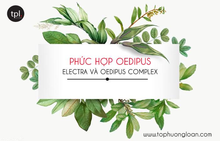 Phức cảm Oedipus là gì? Electra và Oedipus Complex