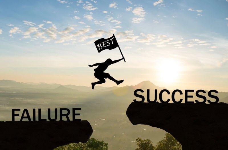 Thất bại là mẹ thành công?