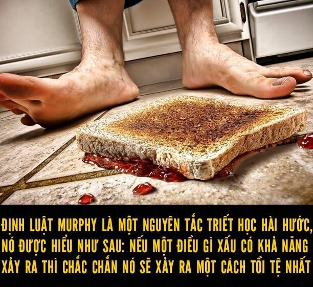 Vì sao định luật bánh bơ luôn đúng?