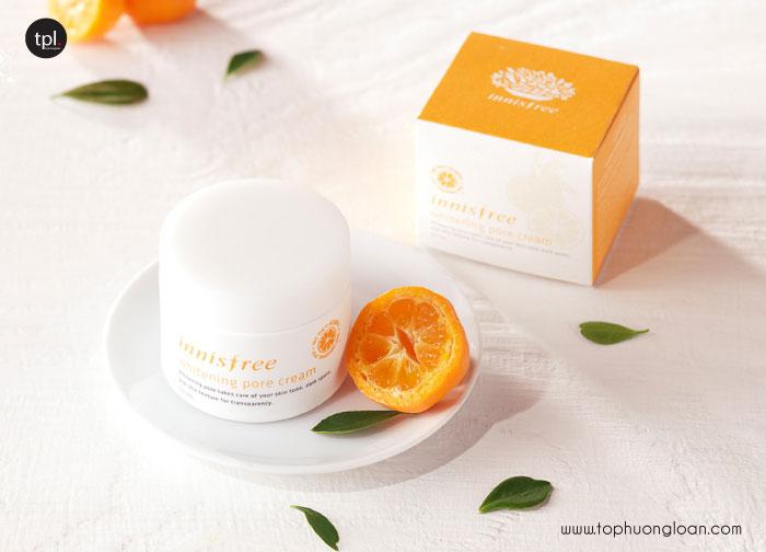 Innisfree Whitening Pore Cream