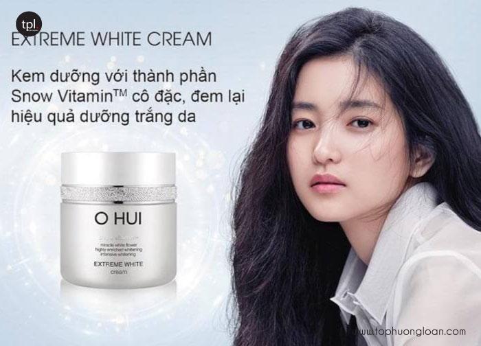 Ohui Extreme White Cream Snow