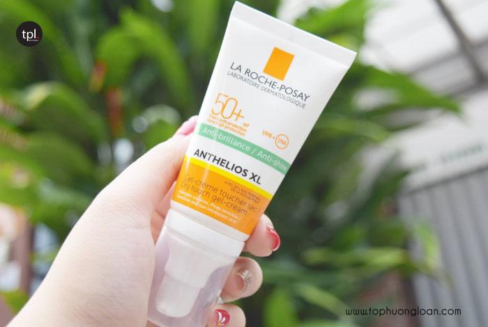 KCN La Roche Posay Anthelios XL Anti-Shine Dry Touch Gel-Cream SPF 50+