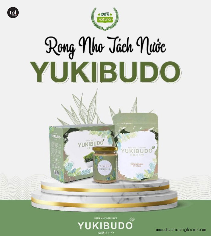 Rong nho Yukibudo